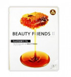 Beauty Friends II Essence Mask Sheet [Royal jelly] 23gx10ea