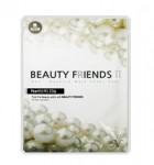 Beauty Friends II Essence Mask Sheet [Pearl] 23gx10ea