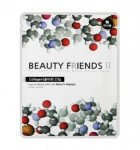 Beauty Friends II Essence Mask Sheet [Collagen] 23gx10ea