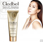 CLEDBEL Face lift program Gold Collagen lifting mask  70ml