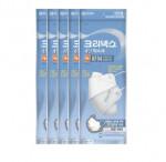 [R] Kleenex KF94 4-layer Mask White Large 20ea