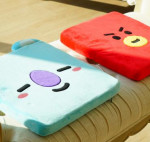 BT21 Memory Foam Cushion 1ea