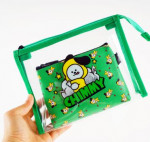 BT21 Bag-in-Bag Pouch 1ea
