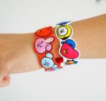 BT21 Character Bracelet Set