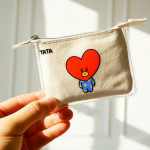 BT21 PVC Mini Pouch 1ea