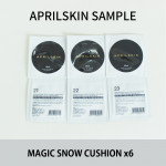 [S]april skin magic snow cuhion Sample