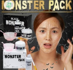 Mosster pack lift powder & Monster pack lift activator kit