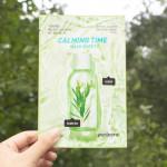 PERIPERA Calming Time Mask Sheet 10+10