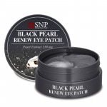 SNP Black Pearl Renew Eye Patch 1.4g*60ea