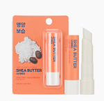 HOLIKA HOLIKA Pure Essence Shea Butter Lip Balm 3.3g