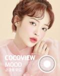 COCOVIEW Color Lense #MOOD VIOLET 1pair
