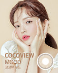 COCOVIEW Color Lense #MOOD BROWN 1pair