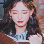 [R] WING BLING Midnight Romance Earrings 1ea