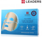 [W] LEADERS Ex Solution Aqua Shield Gold Foil Mask