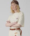 [W] ADERERROR Mobile Logo Long Sleeve & Boundary T Shirt