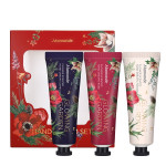 MAMONDE [Holiday] Folwer Scented Hand Cream Set 30ml*3ea