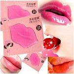 [W] PILATEN Pink Collagen Crystal Lip Mask 1(9g)*10