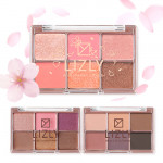 [W] LIZLY Eye Shadow Palette
