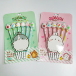 [W] MOLANG Mini Figure Pencil Set