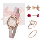 [W] MINIGOLD Ohvely Lady-lady Gift box (Pink)