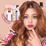 [R] CHOSHUNGAH BEAUTY R U 16 Taste-Chu + Nail Sticker 1set