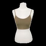 [R] STYLENANDA Real Short Crop Inner Top (+bra cap)
