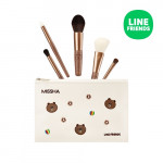 MISSHA (Line Friends) Artistool To Go Kit 1set