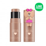 MISSHA (Line Friends Edition) Velvet Like Color Stick 7.8g