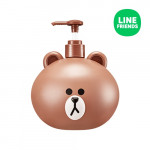 MISSHA (Line Friends Edition) Hand & Body Lotion Moringa 600ml