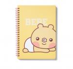 [R] TWOTUCKGOM Spring Note - Bebe Gom 1ea