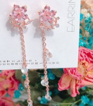 [R] DODOHARING Azalea Two Way Earring