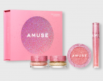 [R] AMUSE Pink Snow Ball Holiday Kit 1kit