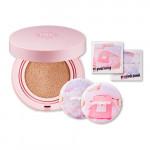 PERIPERA Ink Lasting Pink Cushion 14g SPF50+ PA+++ [Pink Moment]