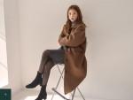 [R] COMMON UNIQUE Nordic Wool Raglan Long Coat 1ea