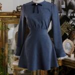 [R] MILKCOCOA emma lace dress 1ea