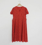 [R] Hush Red Dress #red