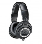 [R] ATH-M50x Pro Studio Monitoring Headphones Black