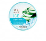 [R] THEFACESHOP Jeju Aloe Ice Soothing Gell 300ML