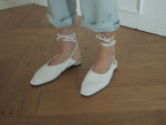 [R] STYLENANDA Siring Strapy shoes #BEIGE