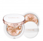 TONYMOLY CONCHIC All Over Skin Essence Pact Set SPF50+ PA+++