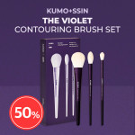 [R] KUMO Contouring Brush Set