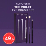 [R] KUMO Eye Brush Set