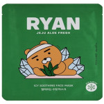 THE FACE SHOP Club Ryan Freeze Fresh Aloe Mask
