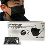[W] ANYGUARD Black Mask