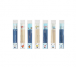 [R] BT21 Triangle Pencil 4EA 1set