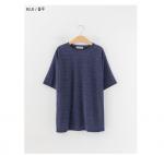 [R] JSTYLE Onder Glitter T-Shirt 1ea