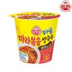 [W] OTTOGI Mara Stir-Fry Rice Noodle Small Cup