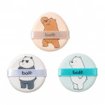[W] BOTANIC HEAL BOH X We Bare Bears Cushion Puff 2+1