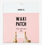 [W] SAKURA CO Armpit Sweat Patch 20ea
