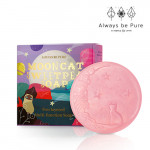 [R] ALWAYS BE PURE Moon Cat SweetPea Soap 1ea